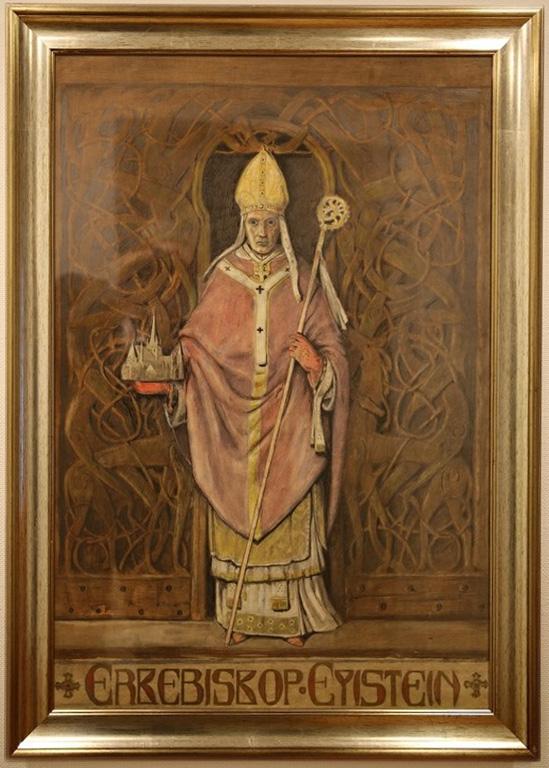 St Eystein