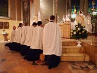 Eukaristisk bønn (Foto: Henriette Teige)