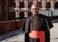 Kardinal John smiler
