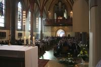 Primiss - Fullsatt St. Olav domkirke - Foto Mats Tande 2012-09-30