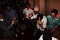 Litt dansing ble det og